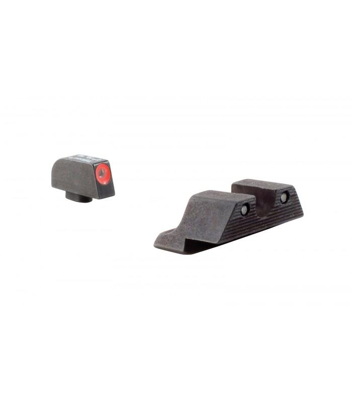 Funda de cuero para inyector/cargador de revolver 38 Seg.