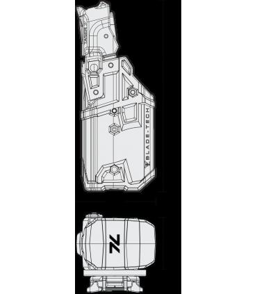 Visor TRIJICON ACCUPOINT 2,5-10x56 ret ilum. duplex crosshair ve