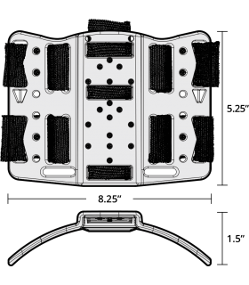 Visor TRIJICON ACCUPOINT 5-20x50 reticula ilumi. mil-dot verde