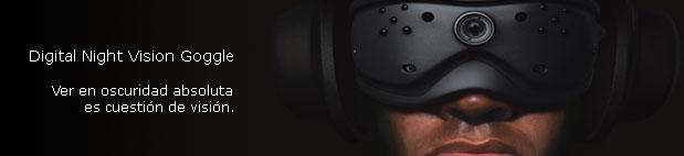 Gafas de visión nocturna digital