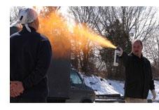 Disparo Sprays Sabre Red
