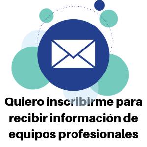 Botón para inscripción en mailing Organismos Nidec Defense Group