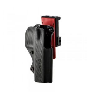 Puntero Lasermax en guía de muelle para Glock 19,23,32,38