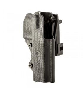 Puntero Lasermax en guía de muelle para Glock 26,27,33