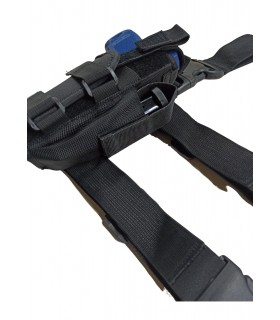 Soporte para 5 cartuchos de escopeta cal 12 para culatas con Pic