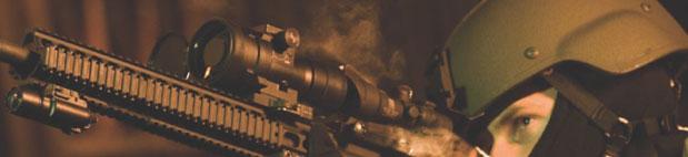 Visor Nocturno Trijicon T.A.N.S Gen 3 Compatible con Acogs